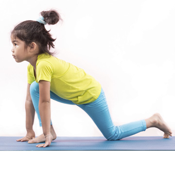 yoga for children - Building Blocks Wallingford, CT
